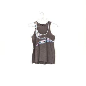 A Common Thread Sequin Tank Top Size Small
